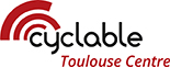 Cyclable Toulouse Centre